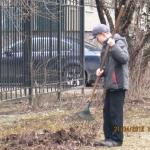 Субботник 21.04.2012