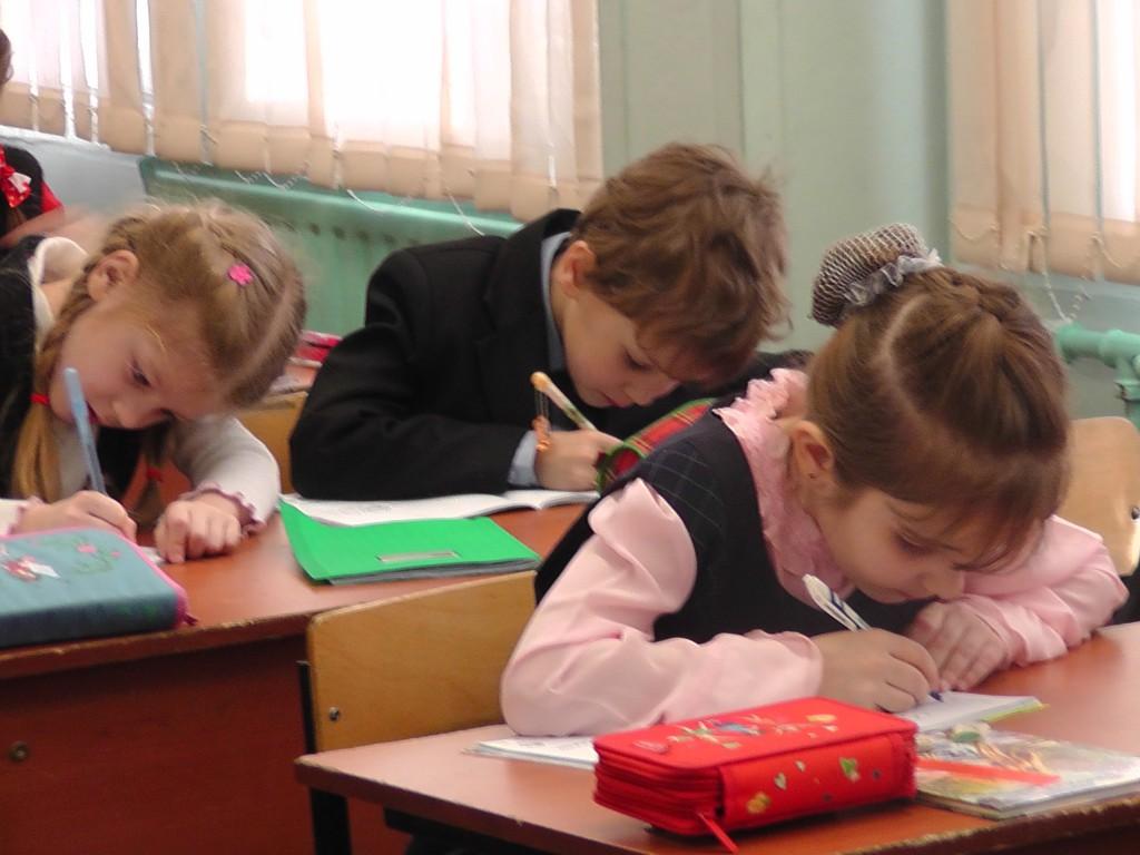 прием детей в школу в 2012-13 уч.г.