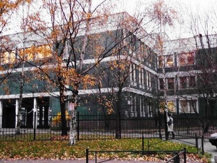 школа 375